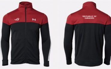 Jaket ROG Eksklusif Under Armour