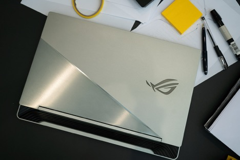 ROG Face Off, Laptop Gaming Masa Depan