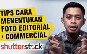 Foto Editorial atau Komersial